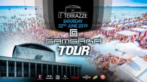 SAMSARA ON TOUR @ Le Terrazze
