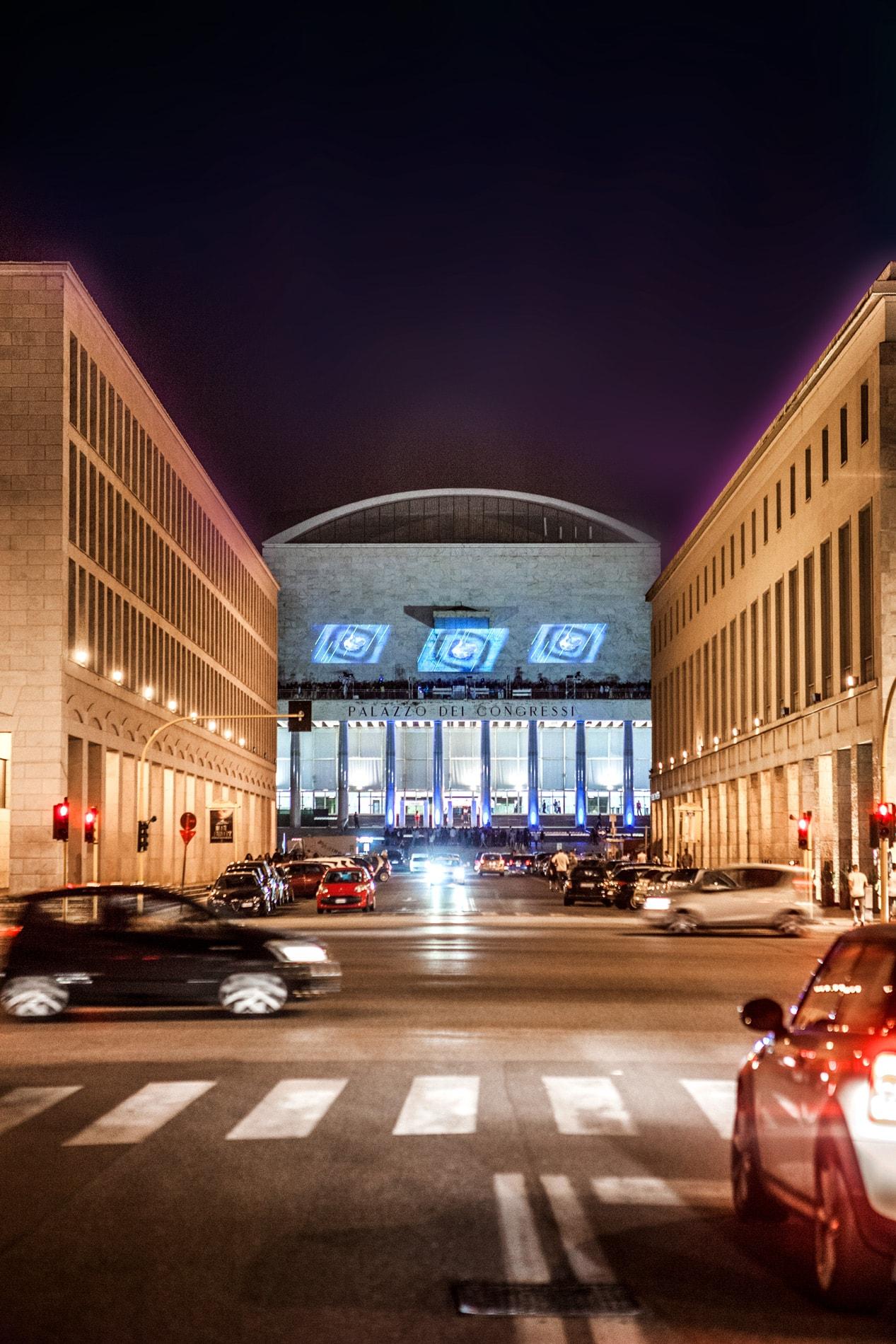 Palazzo dei Congressi Roma