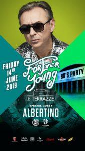 ALBERTINO @ Le Terrazze