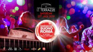 DIMENSIONE SUONO ROMA PARTY @ Le Terrazze