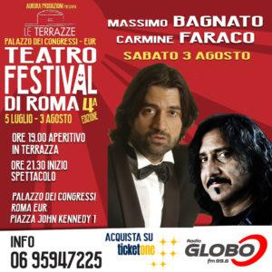BAGNATO & FARACO @ Le Terrazze