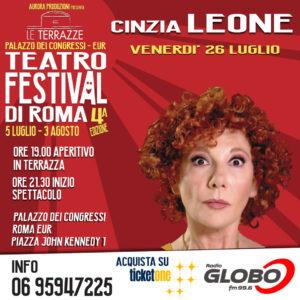 CINZIA LEONE @ Le Terrazze