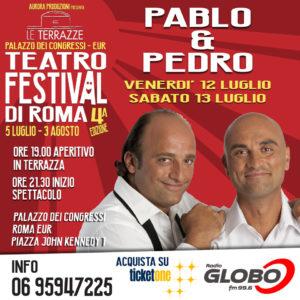 PABLO & PEDRO @ Le Terrazze