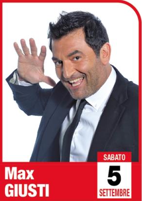 MAX GIUSTI - Va Tutto Bene 2020 @ Le Terrazze